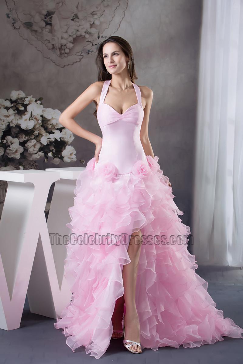 Robe de mariee rose bonbon