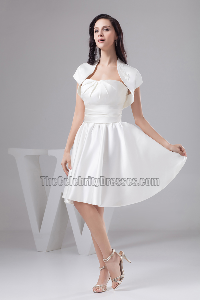White Party Dresses Celebrities