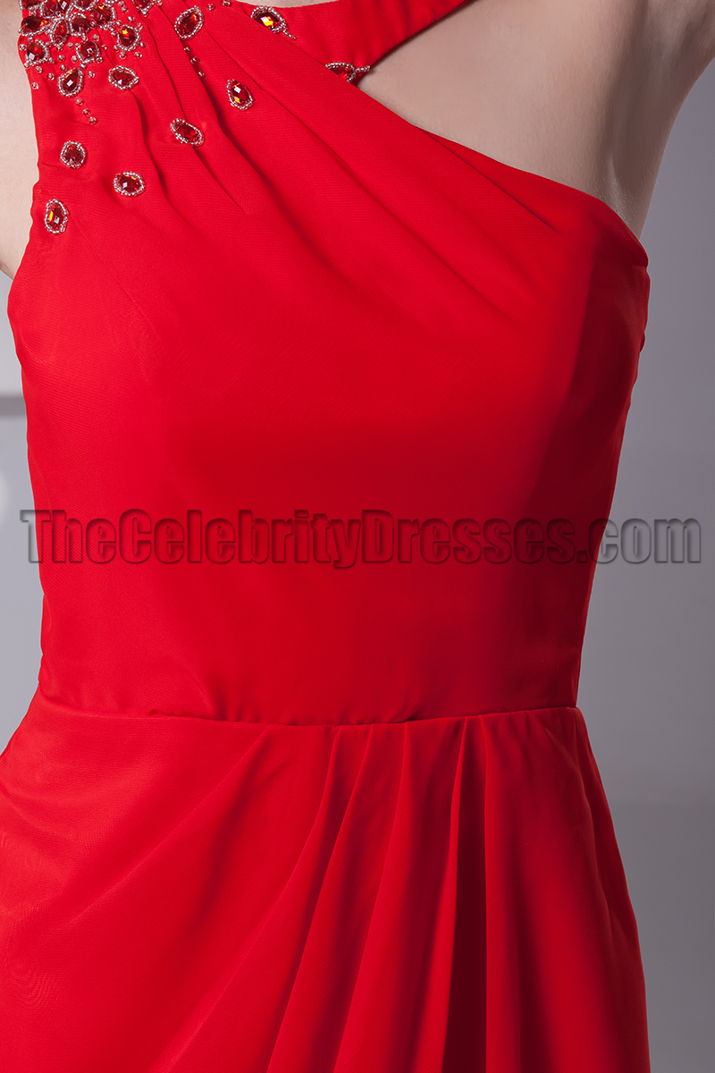 Short Mini Red Party Homecoming Cocktail Dresses