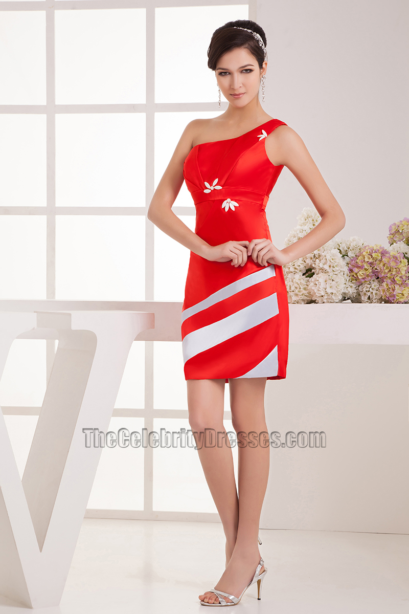 Red Short Party Dresses