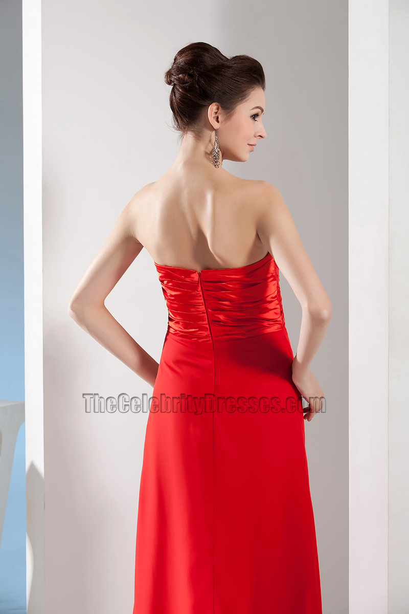 4f912ee9cff Red Strapless Short Prom Dresses - Data Dynamic AG