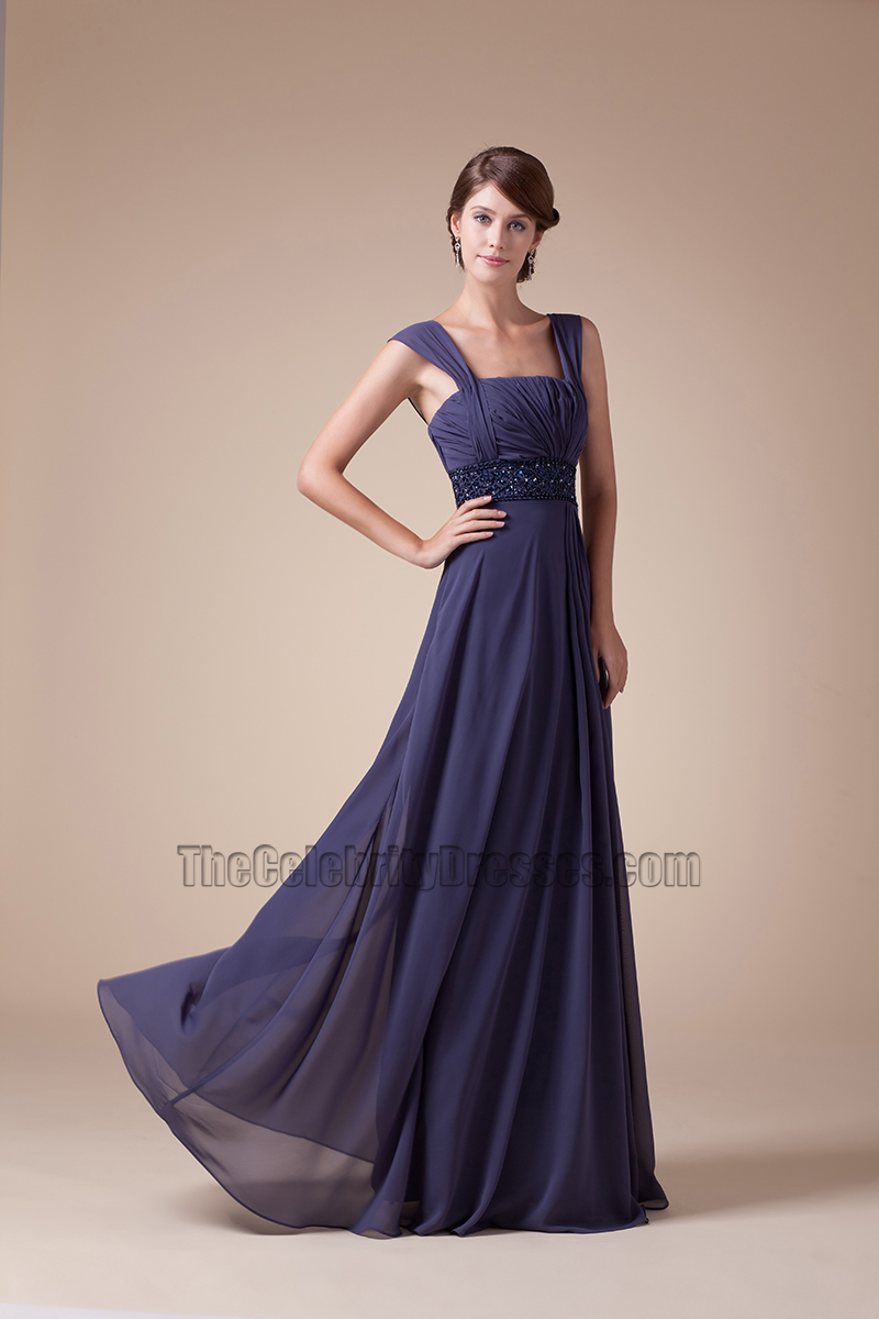 Steel Blue Prom Dresses