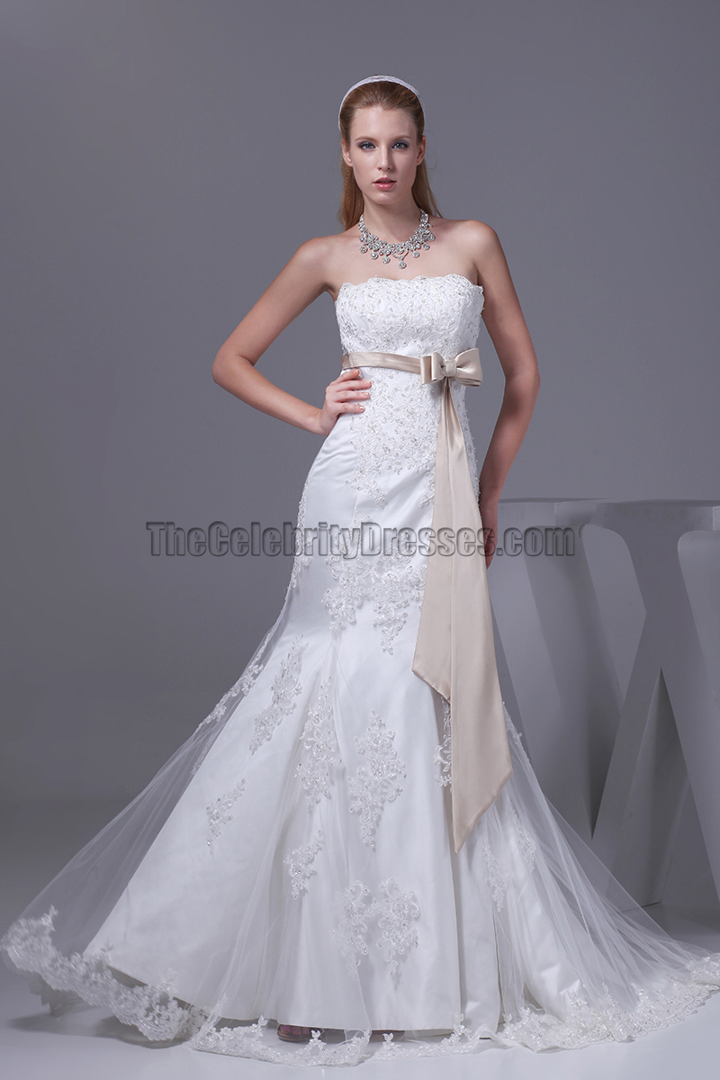 mermaid trumpet wedding dress trumpet mermaid tulle embroidery wedding dresses 5838