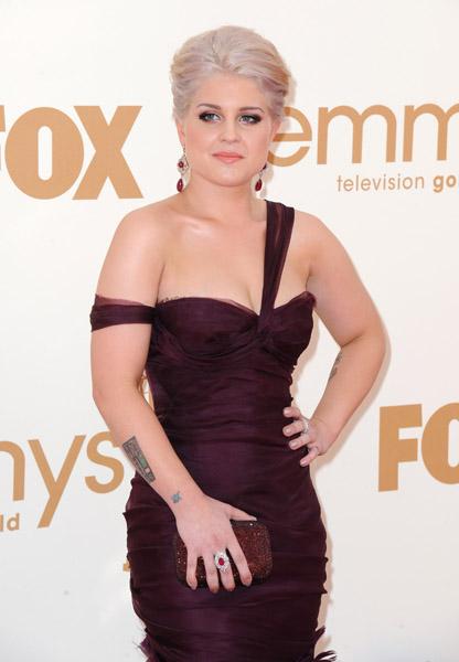 Celebrity Dresses Kelly Osbourne Formal Gown 63rd ... Kelly Osbourne 2020 Pic