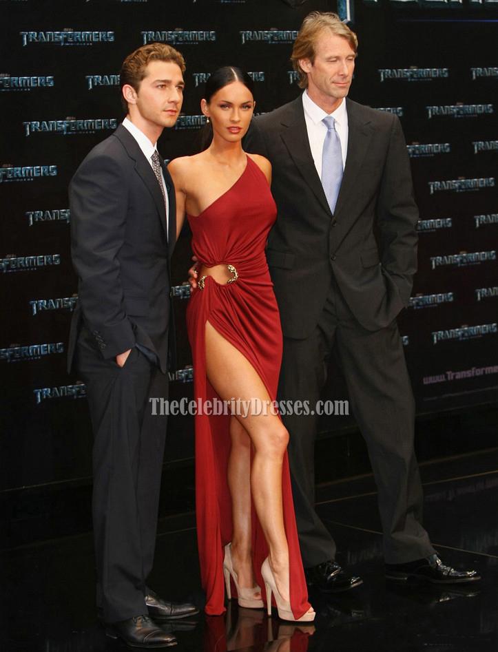 Megan Fox Sexy Abendkleid Premiere von Transformers 2 in Berlin ...