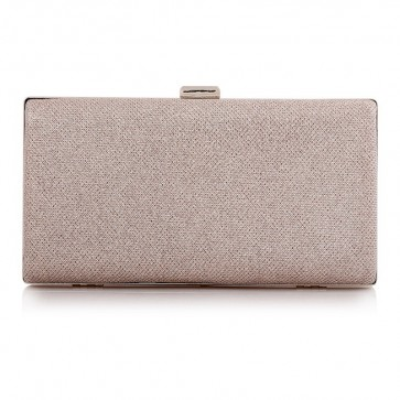 New Square Fashion Simple Clutch Bags PU Mini Handbags