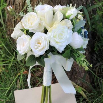 Elegant Wedding Flower Bridesmaid Bouquets