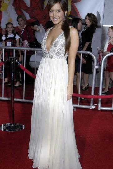 Ashley Tisdale Evening Formal Dress Bridal Gown Wedding Dresses High School Musical 3