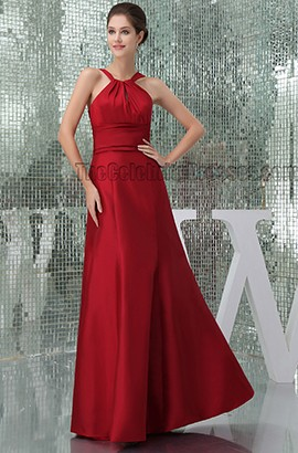 Celebrity Inspired Floor Length Prom Gown Evening Dresses