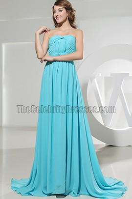 Discount Sweethart Chiffon Prom Dress Evening Formal Dresses