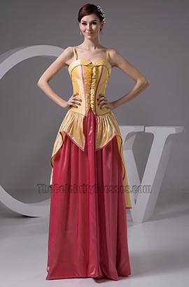Gorgeous A-Line Taffeta Formal Dress Prom Evening Gowns