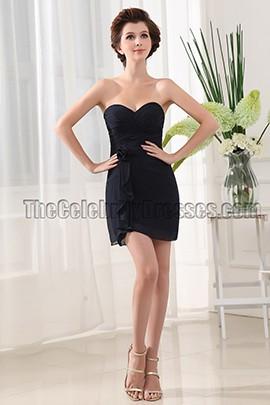 Gorgeous Little Black Dress Mini Party Dresses