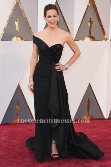 Jennifer Garner Black Formal Dress 88th Annual Academy Awards TCD6573