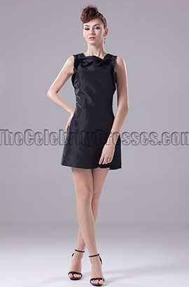New Style Little Black Dress Party Homecoming Dresses