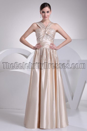 New Style A-Line Prom Gown Evening Formal Dresses