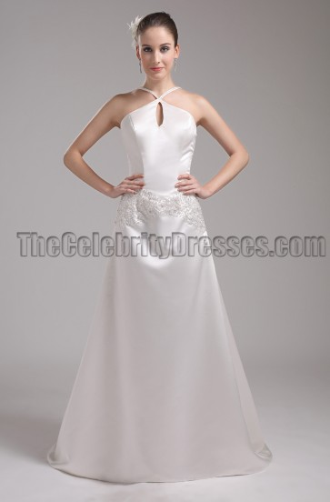 New Style Ivory Wedding Dress Bridal Gown
