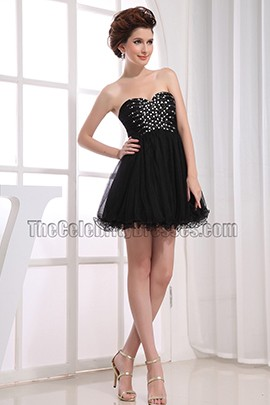 New Style Cute Little Black Dress Mini Party Dresses