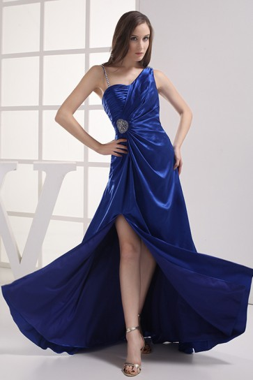 Dark Royal Blue Prom Dress Evening Formal Gown