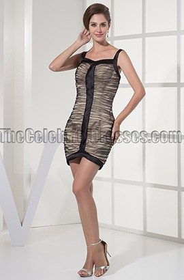 Sexy Sheath Mini Party Homecoming Cocktail Dresses