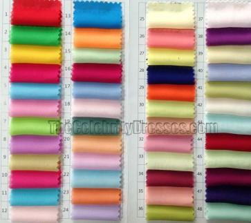Wholesale Soft 100D Chiffon Dress Material Wedding Dress Fabrics