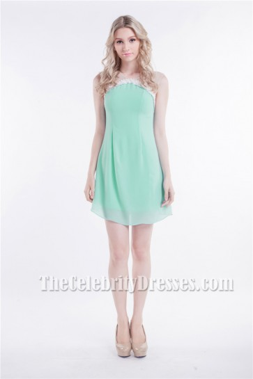 Gorgeous Mini Party Dress Discount Homecoming Dresses