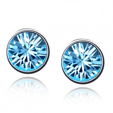 Hot Sale Women's Accessories Austrian Crystal Stud Earrings TCDE0086