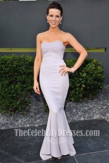 Kate Beckinsale Mermaid Formal Dress 11th Annual White Tie and Tiara Ball