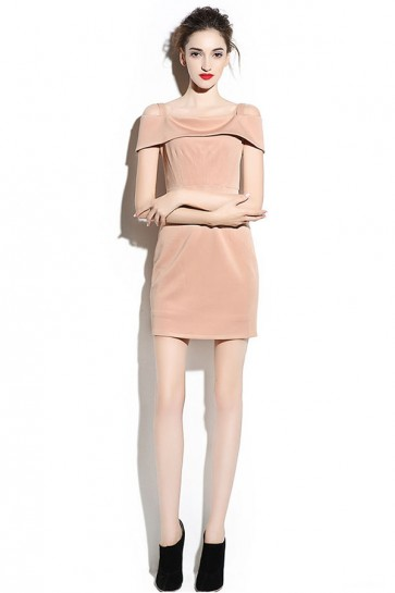 Short Mini Party Homecoming Dress TCDMU0029