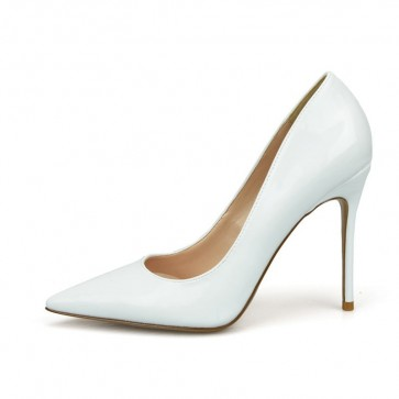 Nude Pointed Toe Stiletto Heels Office Shoes
