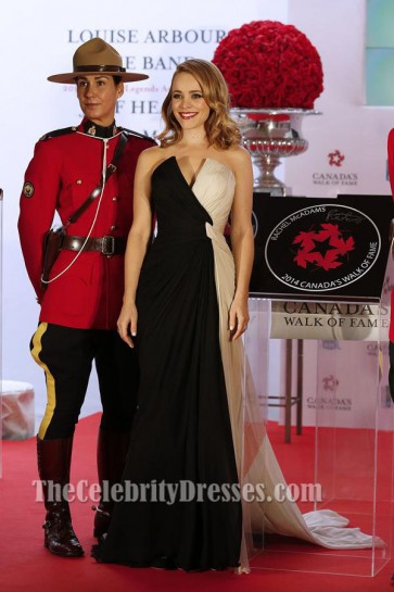 Rachel McAdams Evening Dress 2014 Canada's Walk Of Fame Awards