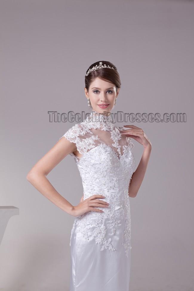 high neck dress celebrity - photo #31