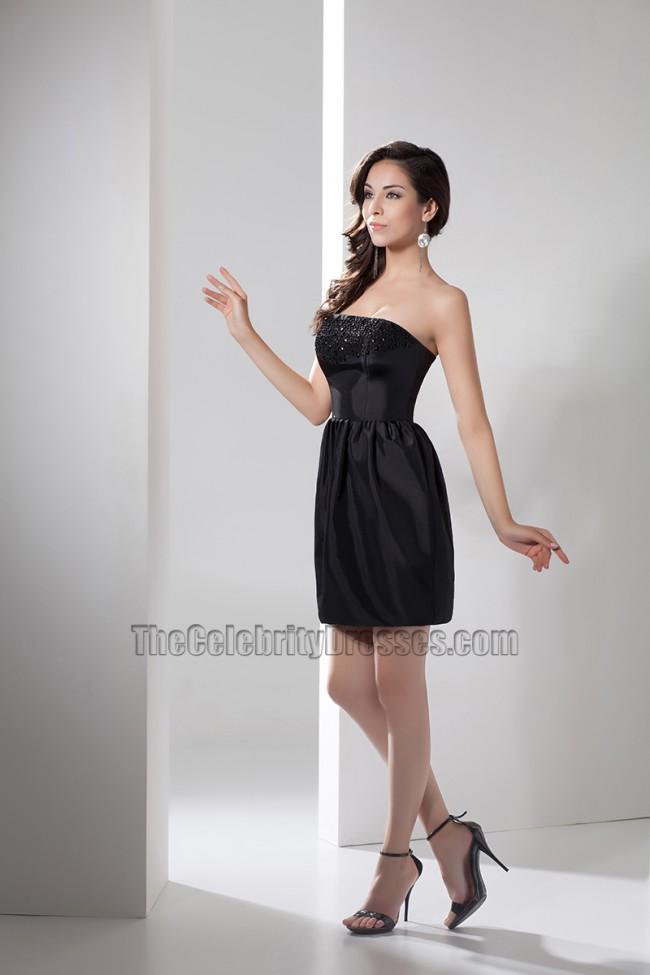 Celebrity inspired little black dresses