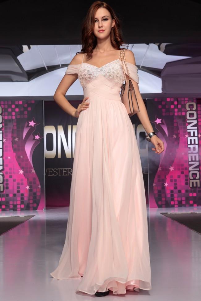 Kylie Jenner Pink Off The Shoulder Dress Shoes