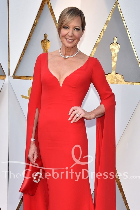 Oscar 2018 dresses evening