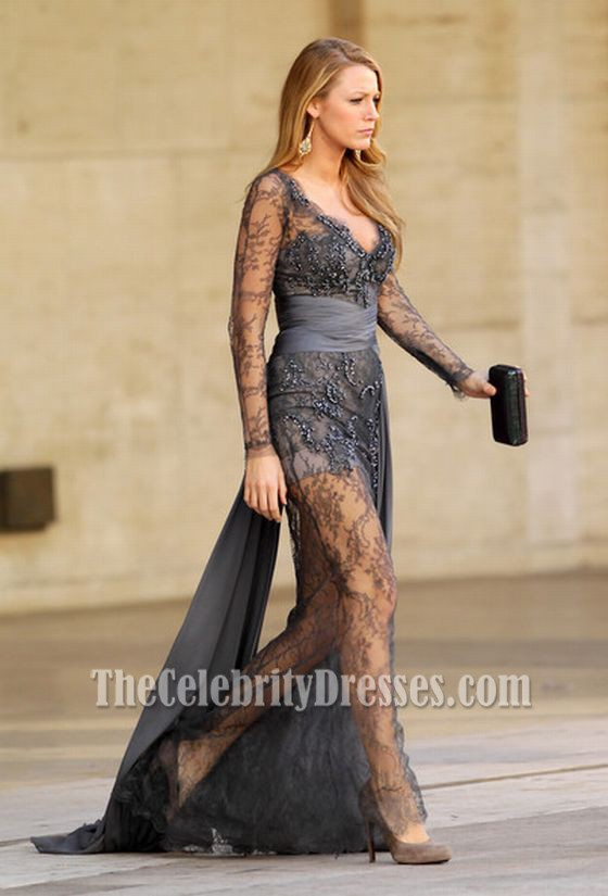 blake lively gown
