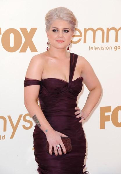 Celebrity Dresses Kelly Osbourne Formal Gown 63rd