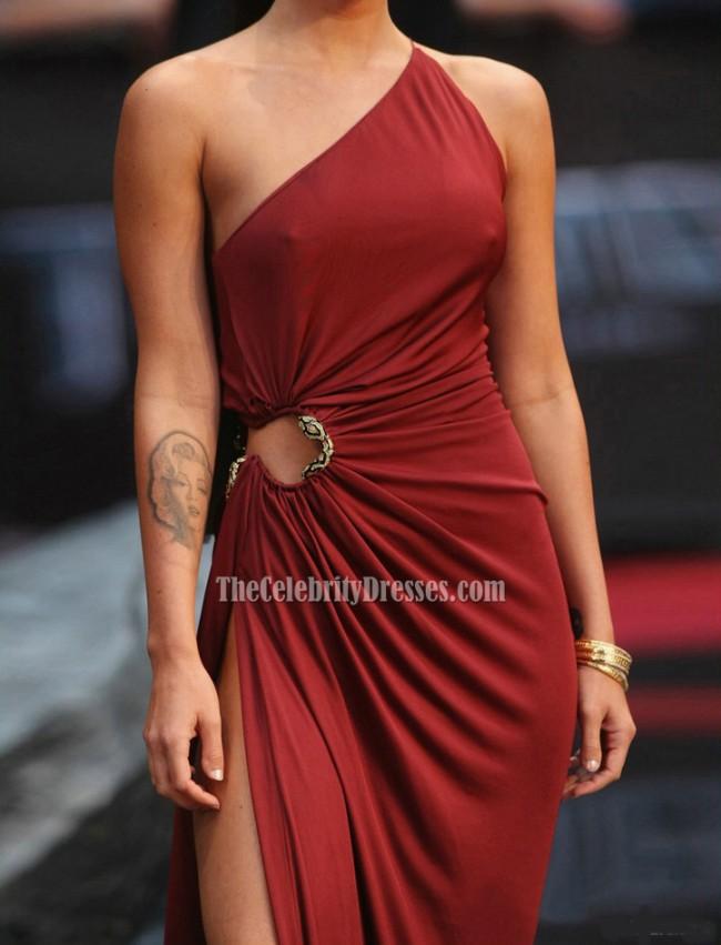 Megan Fox Sexy Prom Dress Premiere of Transformers 2 in ...