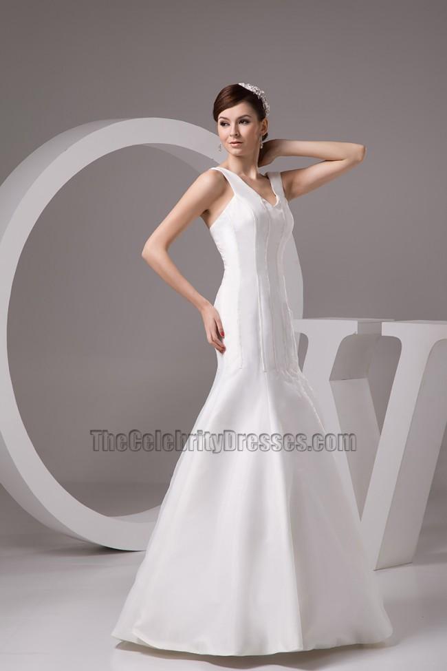 Celebrity wedding dress inspiration : Home wedding celebrity dresses inspired mermaid
