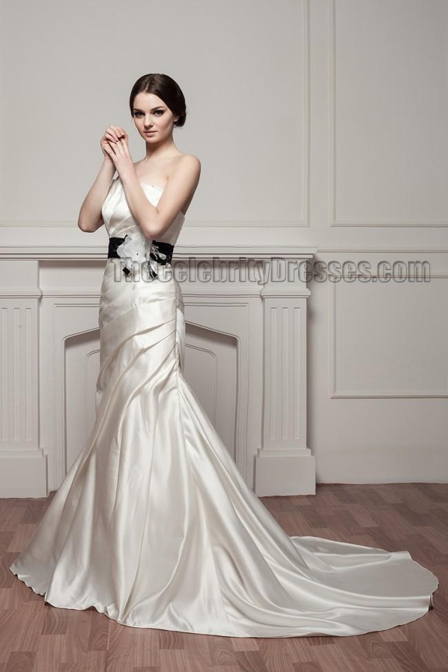 Celebrity Inspired Wedding Dresses
