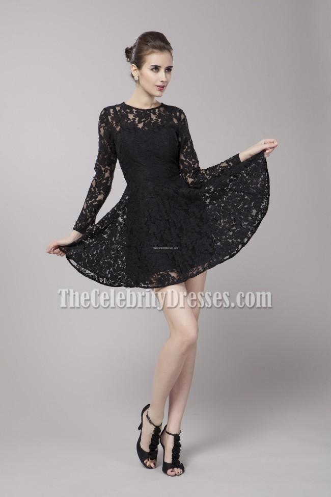 Celebrity Little Black Dresses 31