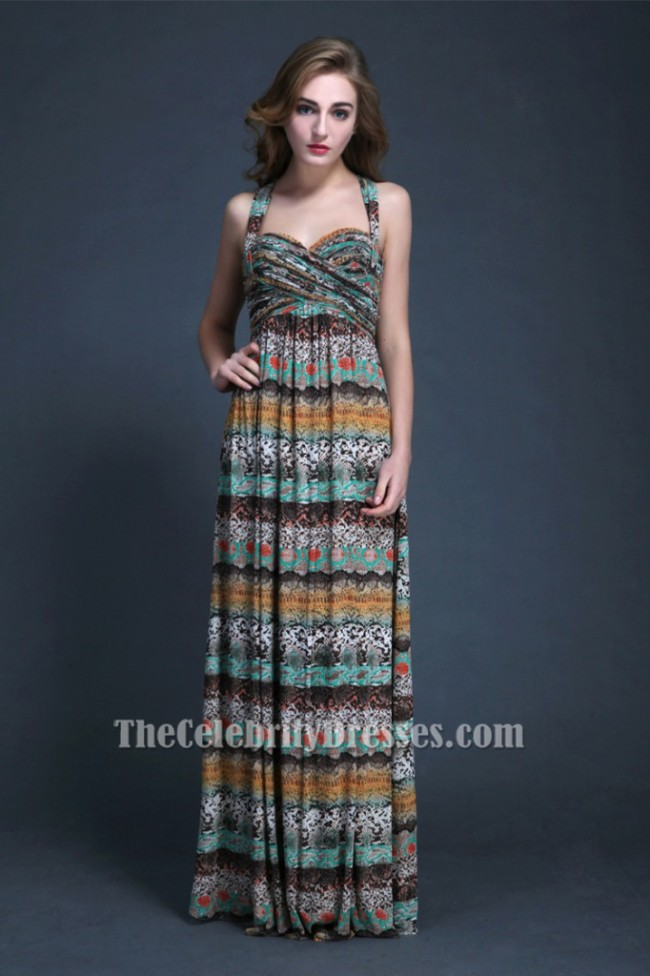 Discount Floor Length Evening Gowns Maxi Dresses CK299 ...