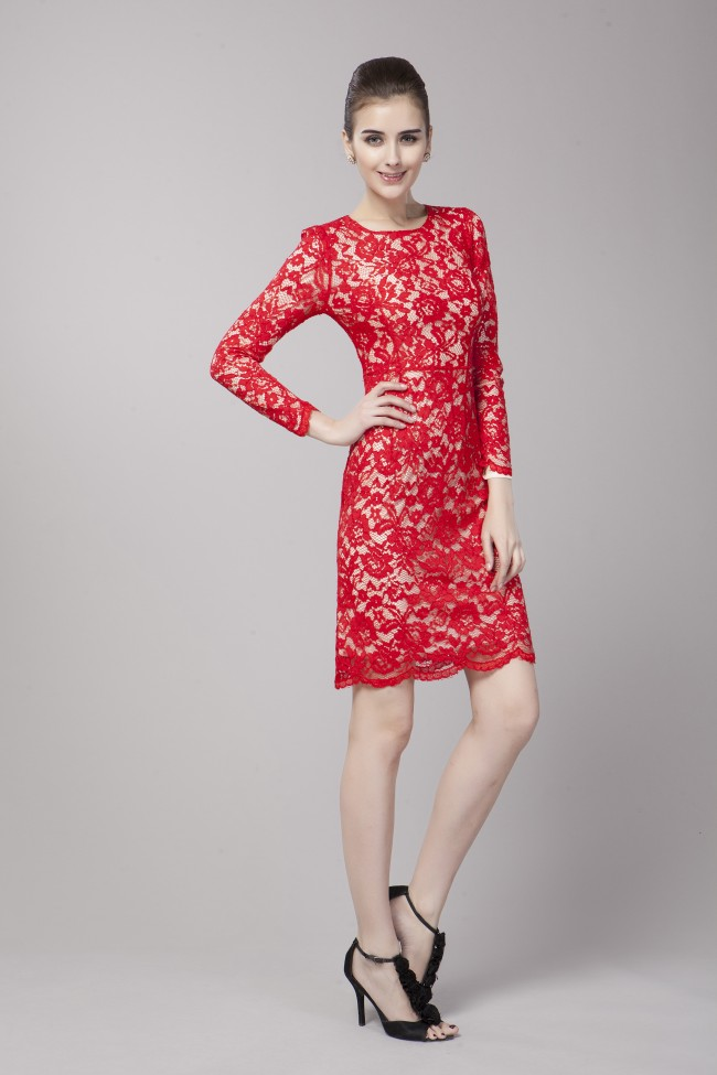 elegant party dresses