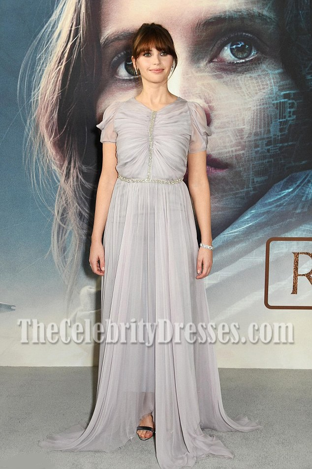 Rogue Chiffon Prom Dress