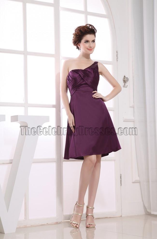 Hermosa Con Vuelo Vestido De Dama Componente - Ideas para el ...