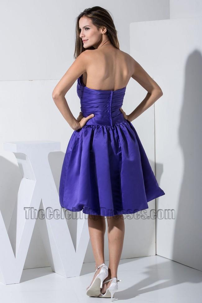 Gorgeous Regency Strapless A-Line Cocktail Dress Party Dresses ...
