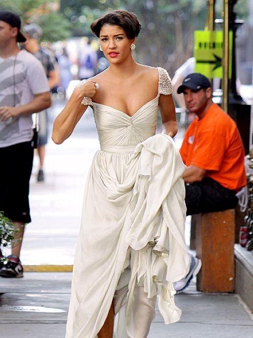 Gossip Girl Wedding Dress