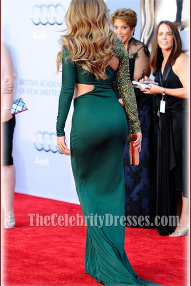 Jennifer Lopez Prom Dress