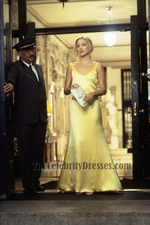 Kate Hudson How To Lose A Guy In 10 Days Yellow Dress For Sale