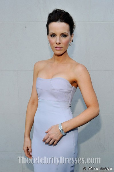 Kate beckinsale mermaid formal dress 11th annual white tie and tiara ball thecelebritydresses - Kate beckinsale pool ...