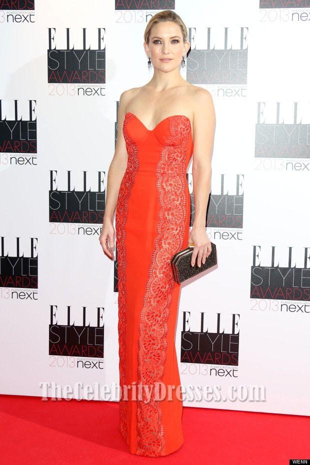 Kate Hudson Red Carpet 2013